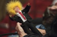 Donald Trump voodoo doll