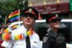 Toronto Pride police