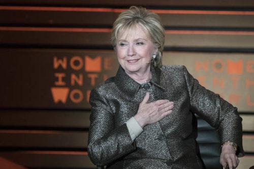Clinton Women in the World