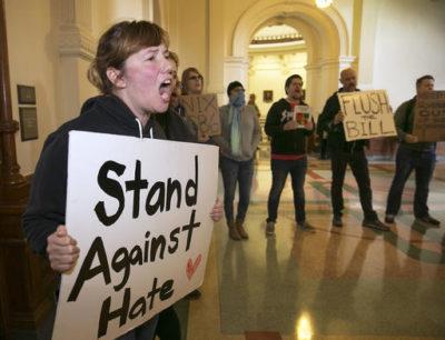 'Bathroom Bill' to cost North Carolina $3.7 billion by 2028