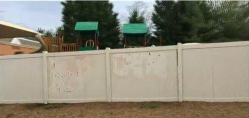 Jewish Community Center vandalism
