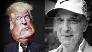 Trump impeach dying man