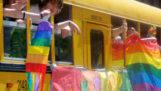 Oregon school board bans Pride flags & Black Lives Matter signs