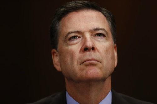 Trump fires Federal Bureau of Investigation director James Comey