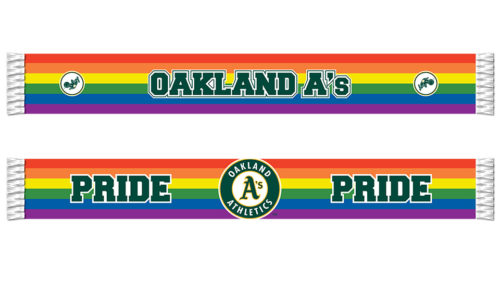 Oakland A's Pride