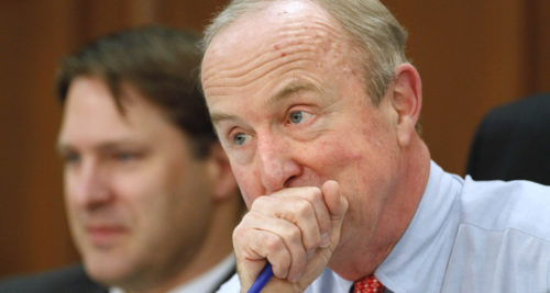 Rep. Rodney Frelinghuysen appears to not be taking criticism well, targeting one woman with a letter to her employer