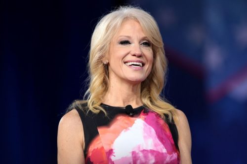 Kellyanne Conway defends Trump's firing of James Comey