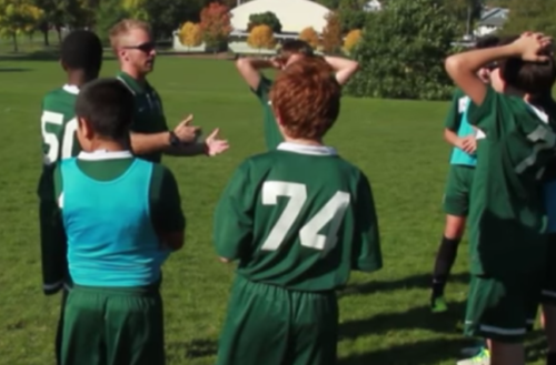 Soccer coach comes out to team as transgender, video goes viral