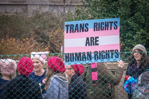 Civil rights groups plan lawsuit over Trump's trans military ban