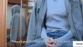 Chechnya survivor