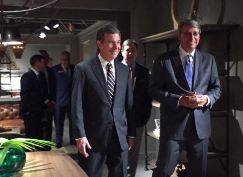 Democratic Governor Roy Cooper Visited The Furniture Market ...