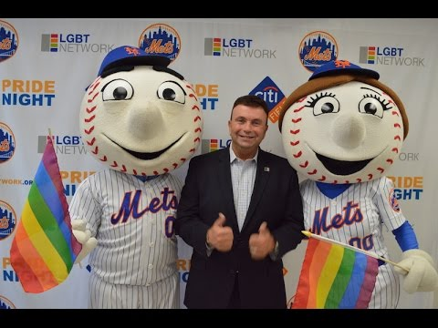 New York Mets LGBT