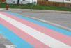 transgender crosswalk