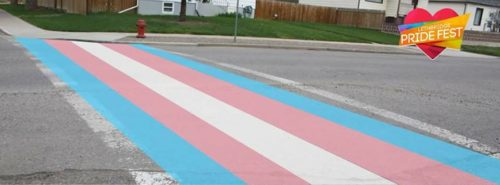 transgender crosswalk