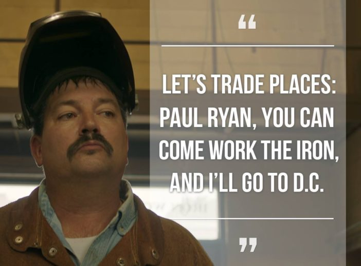 Image result for randy bryce paul ryan