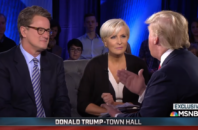 Donald Trump Joe Scarborough Mika Brzezinski