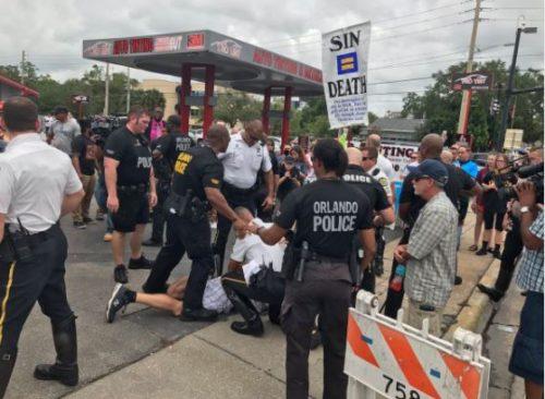 antigay preacher arrested pulse