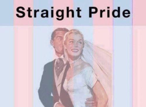 Heterosexual pride month facebook
