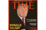 Donald Trump fake Time cover