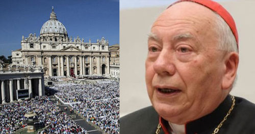 Vatican cops bust drug-fueled gay orgy at cardinal's apartment