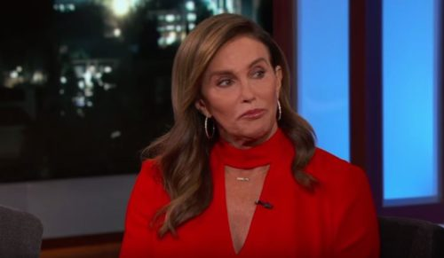 Caitlyn Jenner might be running for senate