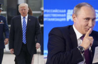 Trump Putin G20