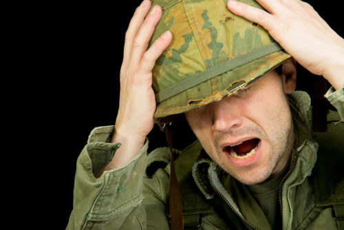 Are Straight Cisgender Soldiers So Scared Of Trans People