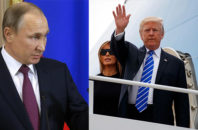 Trump Putin Democrats election meddling