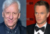 James Woods Neil Patrick Harris