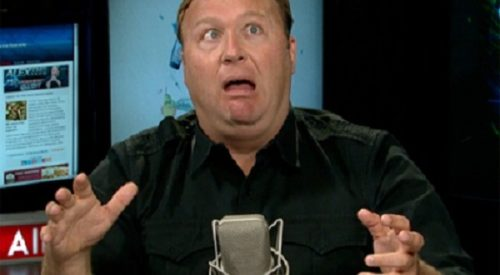 Alex Jones screenshot