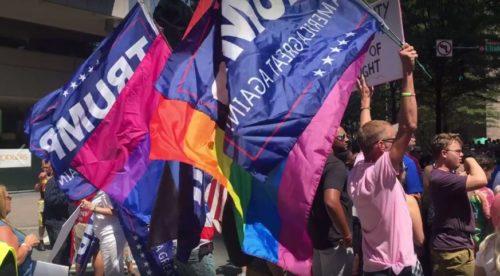 deplorable pride charlotte pride protest