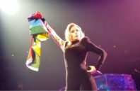Lady Gaga pride flag