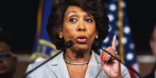Maxine Waters' 'Reclaiming My Time' Video Inspires Gospel and Club Versions
