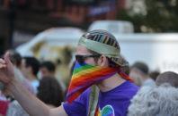 rainbow-mask-protestor