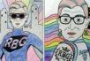Ruth Bader Ginsburg ACLU coloring book