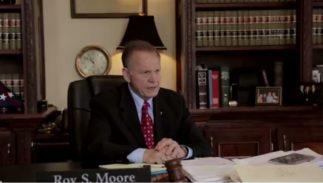 Roy Moore Alabama