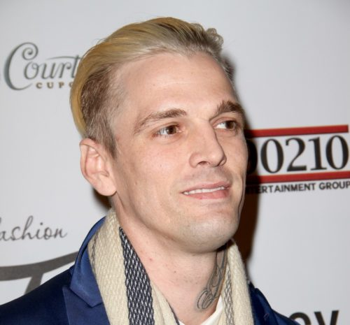 What Aaron Carter Just Revealed About His Sexuality