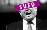 trump sued trans military ban