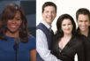 Michelle Obama Will and Grace