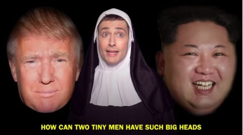 Randy Rainbow North Korea
