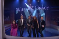 will and grace theme jimmy fallon