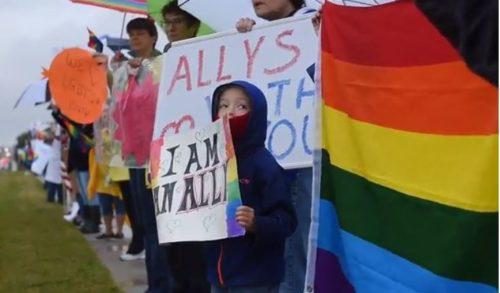 lgbt ally rally