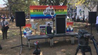 straight lives matter rally australia