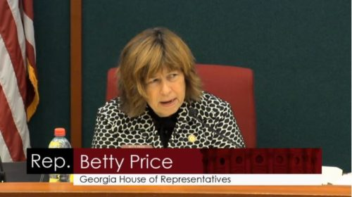 Lady Republican Wants to Know Why We Can't Just 'Quarantine' HIV Patients