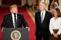 Donald Trump Neil Gorsuch