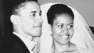 michelle barack obama wedding