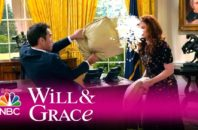 Will and Grace bloopers