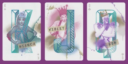 rupaul drag race cards