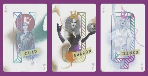 rupaul drag race playing cards