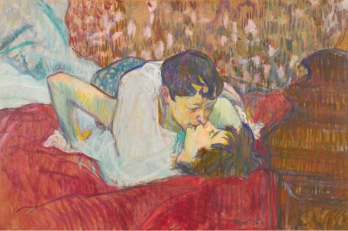 Paintings of lesbians